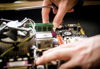 Solid growth continues in the electronic components markets