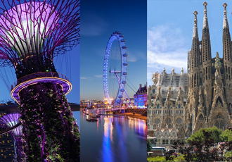 Singapore, London and Barcelona top global smart cities list