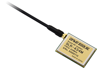 LoRa/FSK smart modem transceiver operates in the 434MHz ISM band