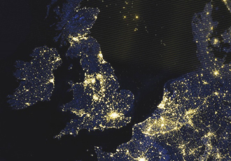 Prosperous increases in the UK lighting market