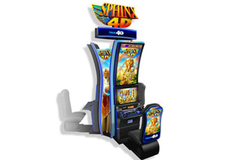 Mid-air haptic technology commercialised in 4D slot machines