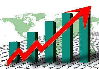 Global GDP impact on worldwide IC market growth forecast to rise