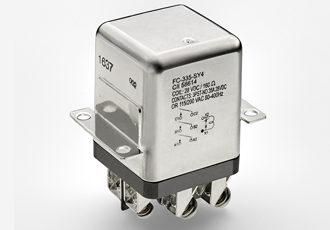 Rugged relay designed for harsh inductive loads