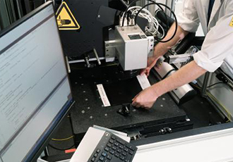 Greater precision while scanning without limits