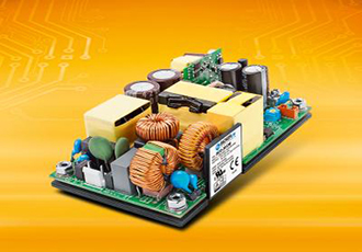 Energy-saving power supply with high power density