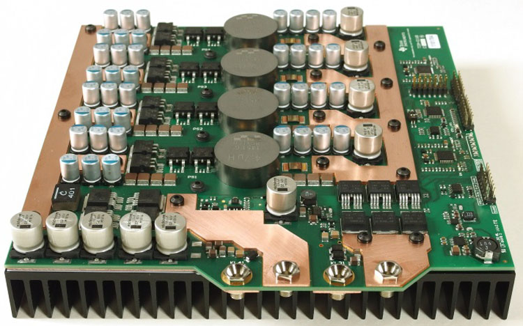 DC/DC converter integrated circuits and designs