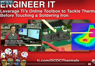 Online toolbox to tackle thermals before touching a soldering iron