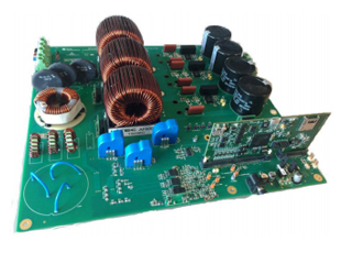 Three-phase power factor reference design