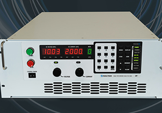 Programmable DC power supplies upgraded to 25kW in 4U