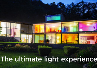 Smart range dedicated to residential and commercial lighting
