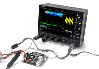 WavePro HD oscilloscopes capture every detail up to 8GHz
