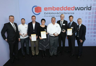 And the winner is... embedded world awards announced