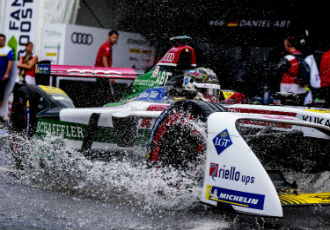 Formula E Team World Champion: Würth crowns e-mobility commitment