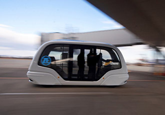 Supporting the development of next-gen driverless cars
