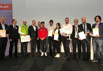 Awards for innovative products at embedded world
