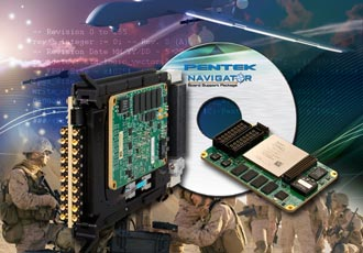 Navigator Design Suite enhanced for the RFSoC Quartz Architecture