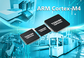 ARM Cortex-M4-based MCUs deliver high-speed data processing