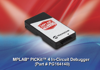 Win a Microchip MPLAB PICkit 4 In-Cirucit Debugger