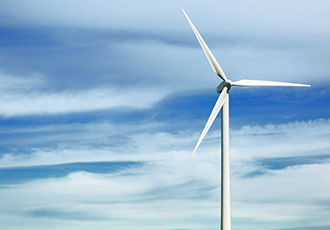 Wind power drives production sites in Finland