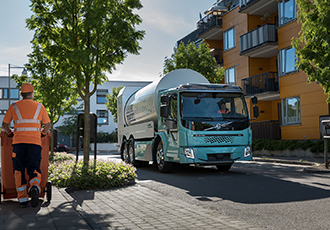 Electric trucks launched for sustainable urban transport