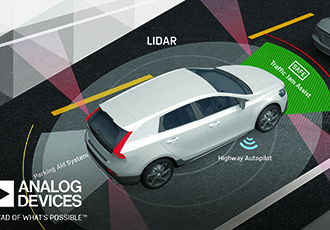 LIDAR offerings to accelerate autonomous driving