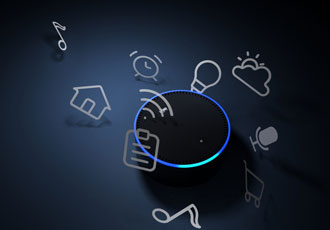 Development of mesh WiFi networks simplified with Alexa