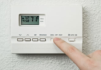 What is the right temperature point for my electrical enclosure?
