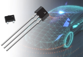 Hall-effect switch and latch ICs enhance ADAS safety