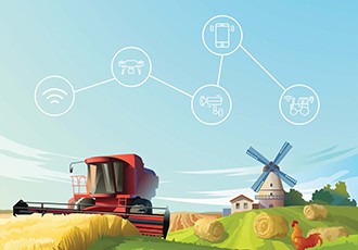 Growing need for RF technology in smart agriculture applications