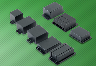 A robust and customisable enclosures for multiple applications