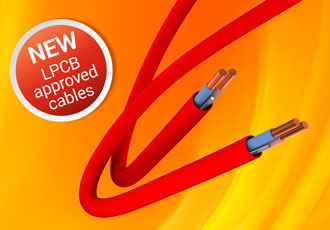 New ruggedised, fire-resistant circuit integrity cables expanded