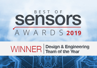 ToF sensor wins 'Best of Sensors Innovation' at Sensors Expo 2019