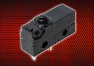 Snap-action switches deliver space savings when mounted on PCBs