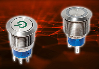 Vandal-resistant sealed switches for hostile environments