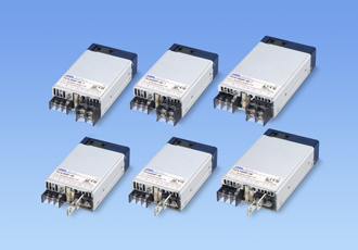 Power supplies with extended communications bus