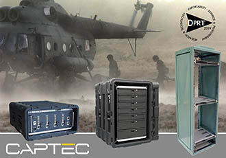 Specialist defence computing equipment at DPRTE