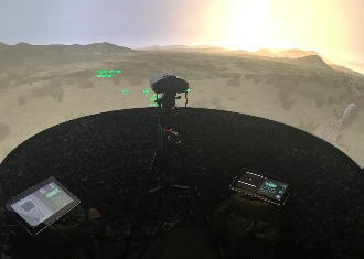 Training simulator delivery to the British Army complete