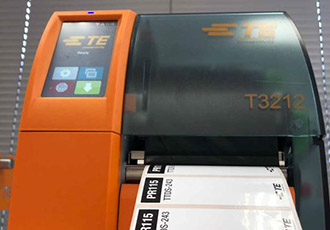 Thermally printable 50-micron polyester rating label introduced