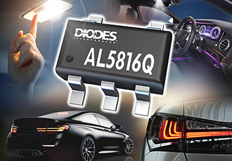 Automotive-compliant fast dimming linear LED controller