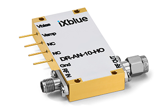 Drivers for modulators and RF amplifiers up to 40GHz