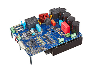 CoolSiC MOSFET evaluation board for motor drives up to 7.5kW