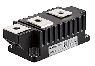 Thyristor modules combine right fit functionality and reliability