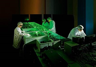 Pulse laser with potential to tackle nuclear waste threat