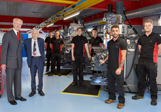 New apprentice training hub to boost product innovation