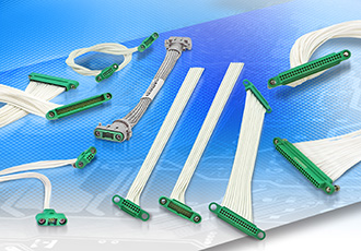 Cable assembly offering includes compact Gecko-SL products