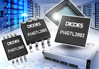 Voltage level translator provides flexibility for networks and servers