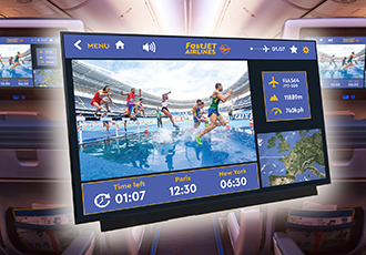 Ultra-high definition display for media applications