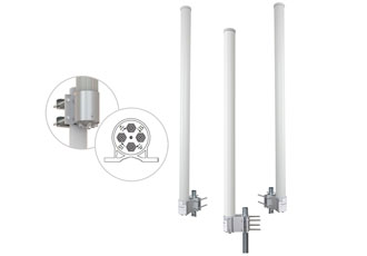 New line of dual-frequency omni antennas launched