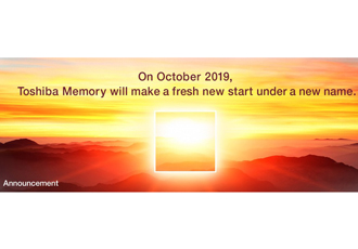 Toshiba Memory to rebrand as 'Kioxia' in October 2019