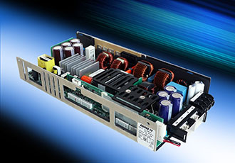 Power supplies meet MIL-STD-810G shock standards